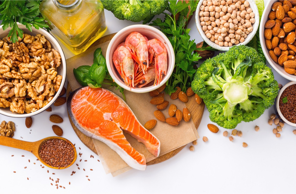 food ources of omega3 and omega6
