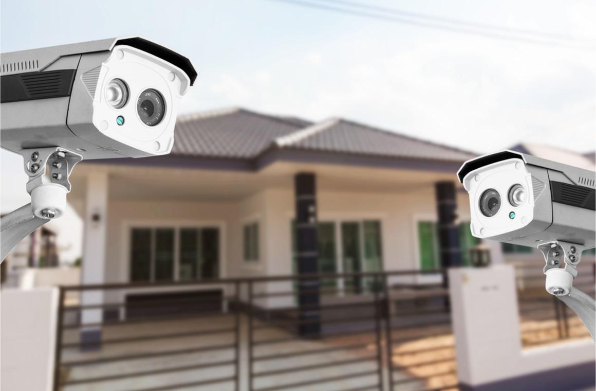 home camera security