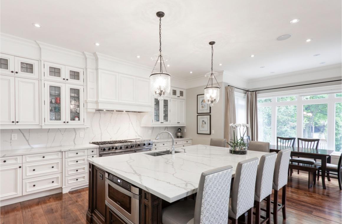 white interior kitchen