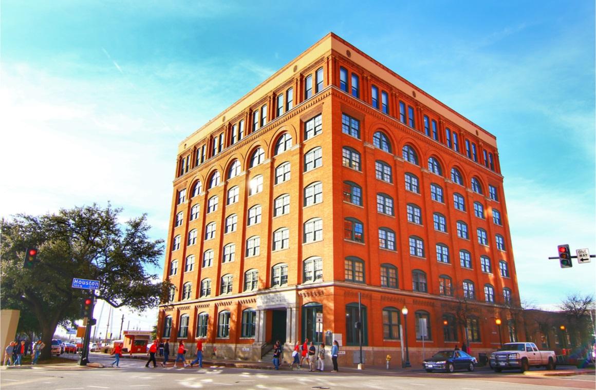 sixth floor museum in downtown dallas