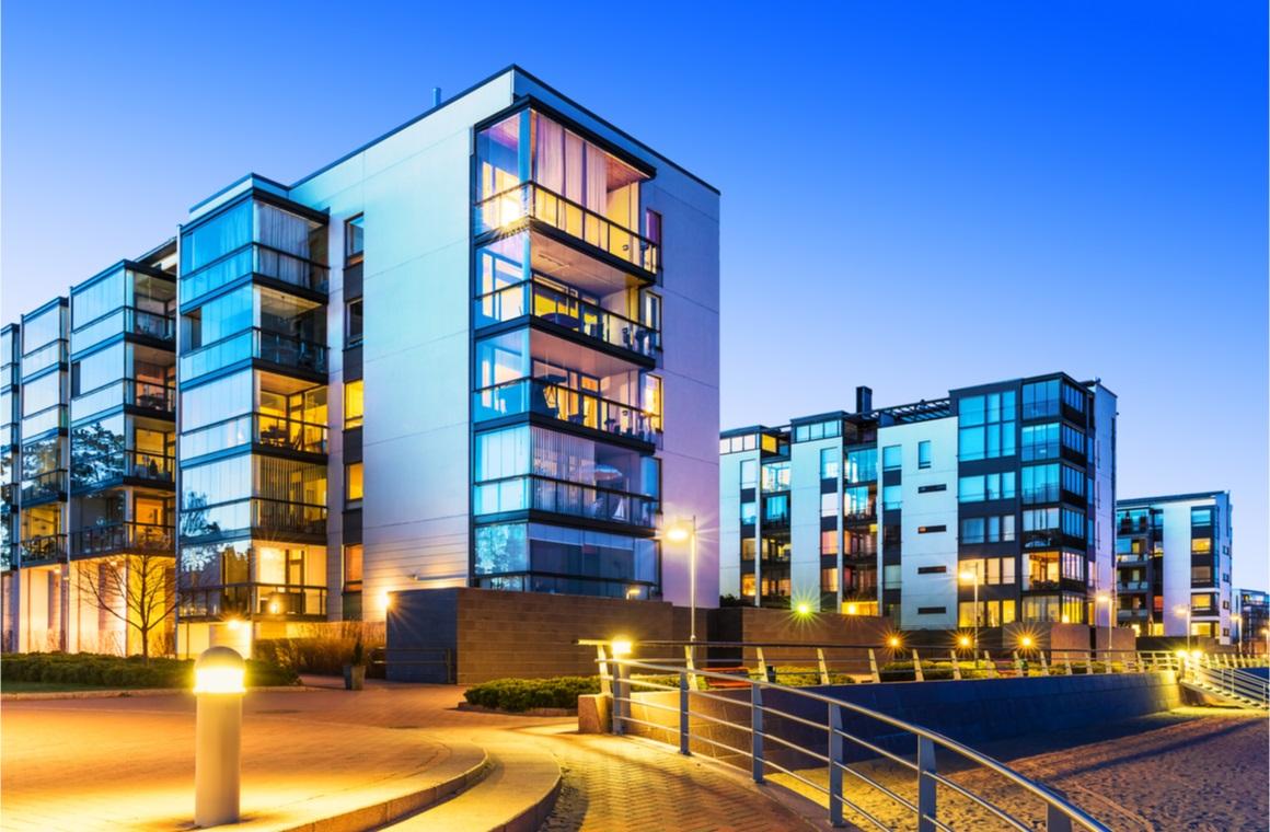 house building city construction-concept