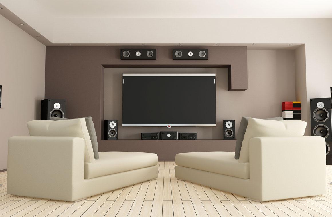 living room home cinema