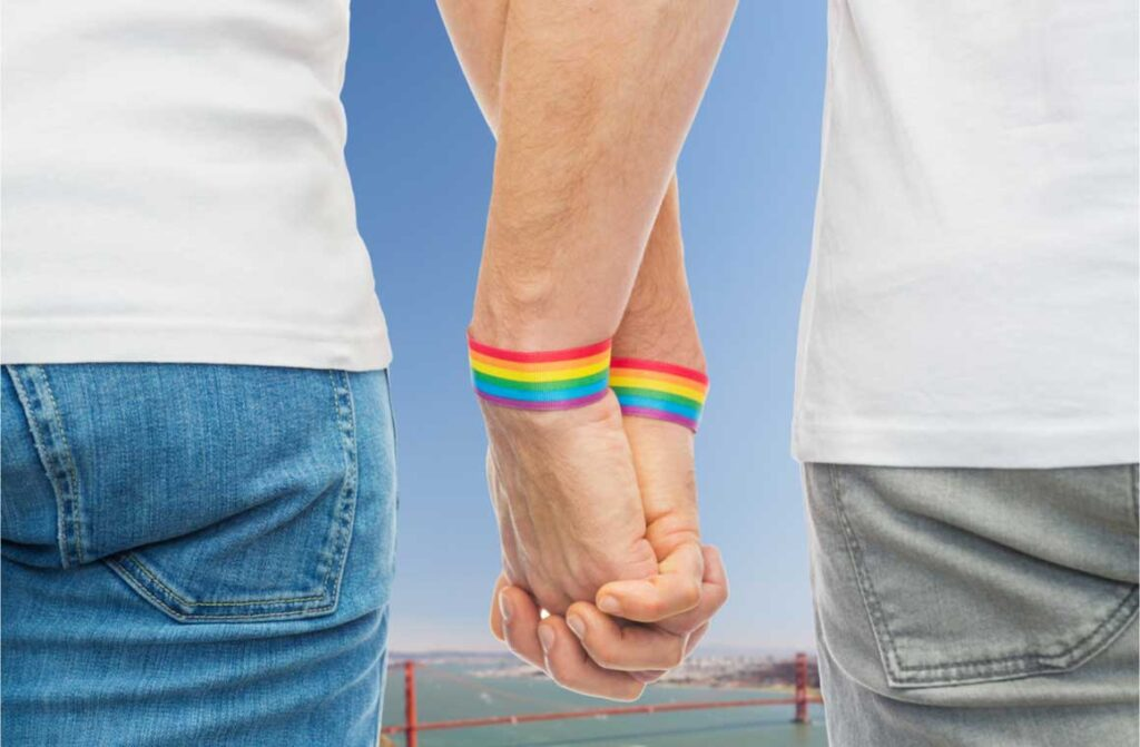 LGBT samesex relationship